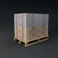 3d model content storage
