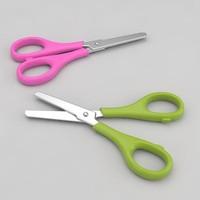 scissors obj