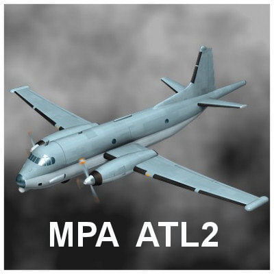 Maritime Patrol Aircraft ATL2