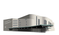 3d model opera house