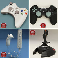 3d model controlers sony playstation