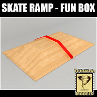 lightwave skate ramp - fun