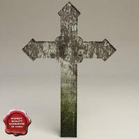 Grave cross V1
