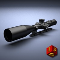 "Scope optical sight ""Nightforce 5.5-22 x 56 NXS"