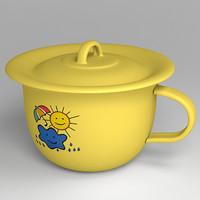chamber-pot 3ds