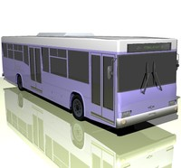 bus city 3d 3ds