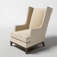 3d donghia heron wing model