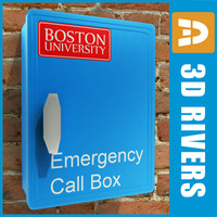 3d emergency box