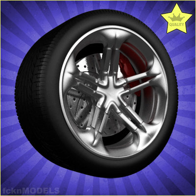 Car wheel 055