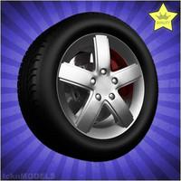 Car wheel 060