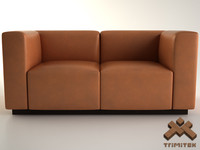 Sofa by Walter Knoll