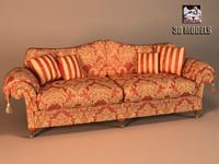 wade upholstery corina 3d max