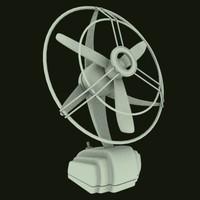 ventilator 3d max