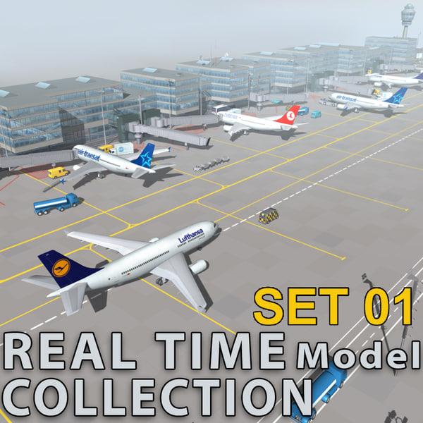 Game Building Cars Planes Etc