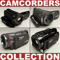 Camcorders Collection