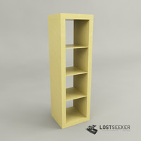 IKEA Shelving unit 1x2