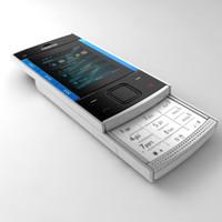 Nokia X3 MusicPhone