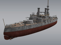 obj uss oregon ship