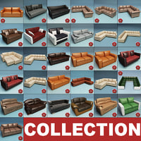 Sofas Collection V4