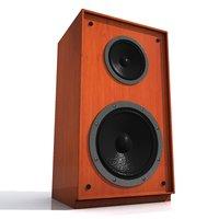 speaker 3d obj