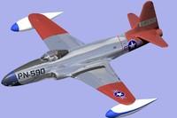 lwo f-80 jet