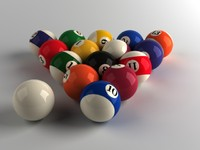 billiards ball max