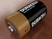 3d c battery