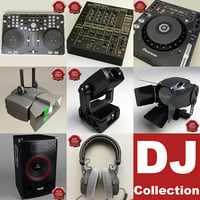 DJ Equipment Collection V2