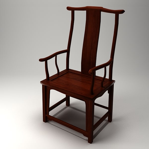 3d model of chair - CHAIR_03.max... by wully
