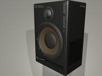 speaker - 3d model
