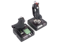 saitek proflight x52 throttle 3d model