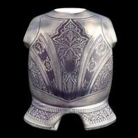 torso medieval 3d obj