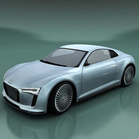 3d vehicle e-tron