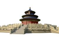 3d temple h