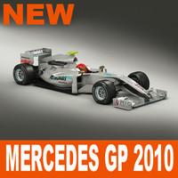Mercedes GP F1 2010