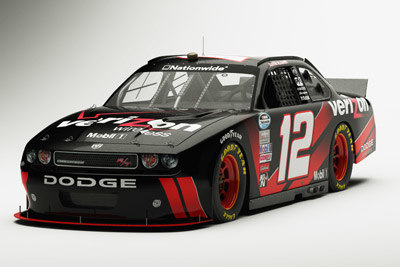 Dodge In Nascar Sprint 2014 | Autos Weblog