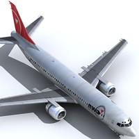 737 400 3d max