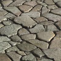 3ds max stones 02