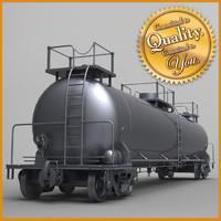 Train Tanker