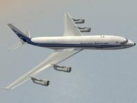 B 707-300 Aerolineas Argentinas