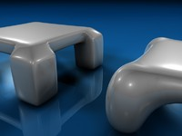 coffee tables ego 3d 3ds