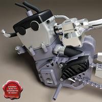 Motorbike engine V2