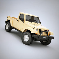 jt concept 3d model