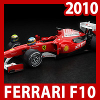 2010 Ferrari F1 F10