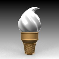 maya ice cream cone