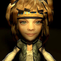 maya character games final fantasy