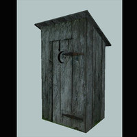 3d outhouse b3d realm