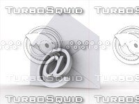 E-mail conceptual icon