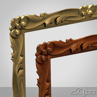 3ds max picture frame