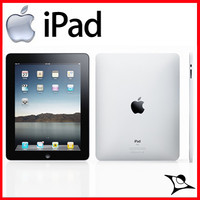 3d model apple ipad